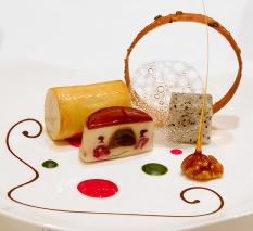Charles Rouse dessert