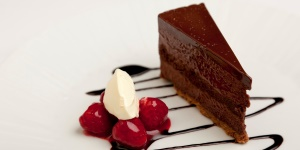 Shaun Hill chcolate torte